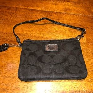 Coach Signature Coin Purse